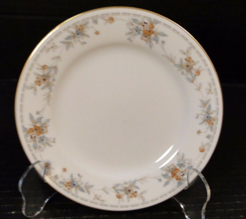 Noritake Legendary Secret Love Bread Plate 3481 6 1/4"