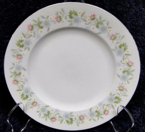 Johann Haviland Bavaria Forever Spring Bread Plate 6"
