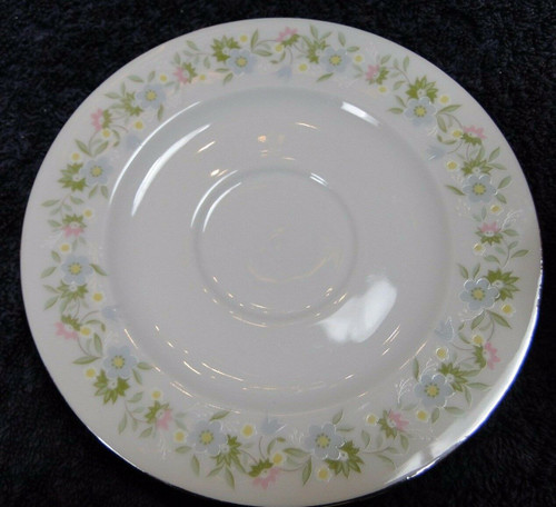 Johann Haviland Bavaria Forever Spring Saucer  | DR Vintage Dinnerware and Replacements