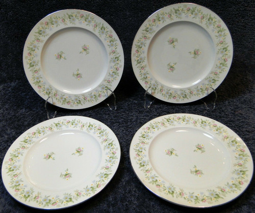 Johann Haviland Bavaria Forever Spring Salad Plates 7 3/4"