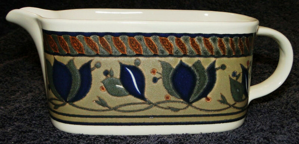 Mikasa Intaglio Arabella Gravy Boat CAC01 | DR Vintage Dinnerware and Replacements