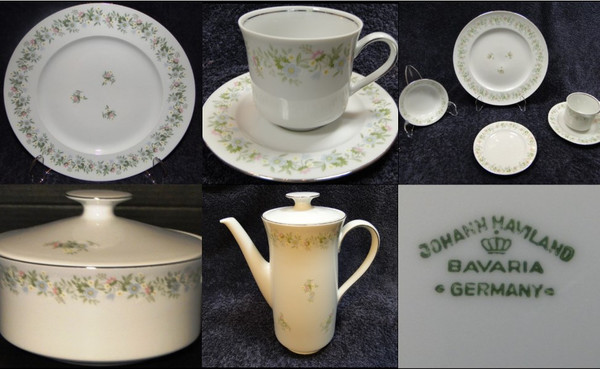 Forever Spring | DR Vintage Dinnerware and Replacements