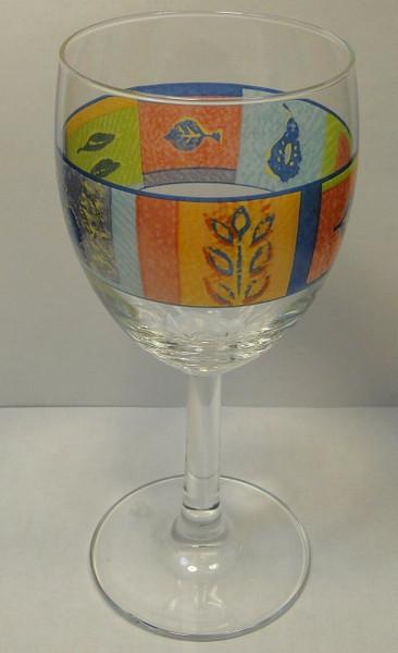 Royal Doulton TrailFinder 10 oz Wine Water Goblet | DR Vintage Dinnerware Replacements