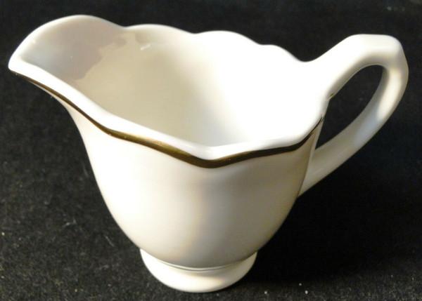 Syracuse Gourmet Creamer Vintage Restaurant Ware | DR Vintage Dinnerware and Replacements