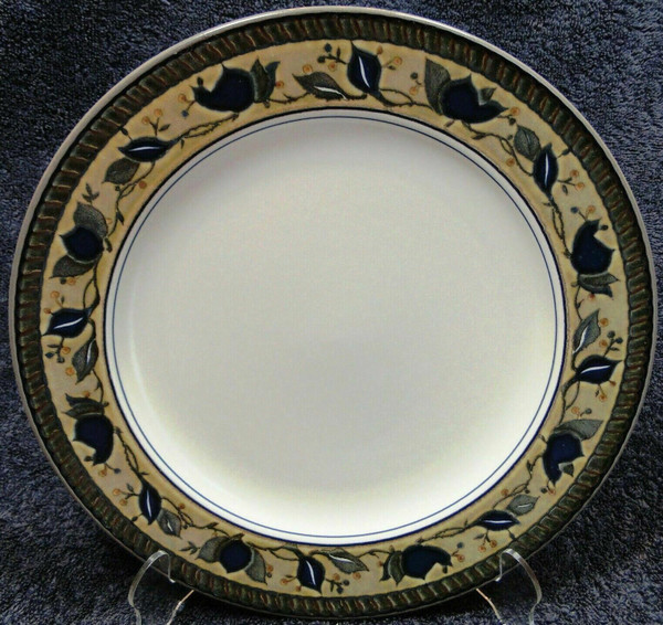 """Mikasa Arabella Dinner Plate 11 1/8"""" CAC01 Intaglio 