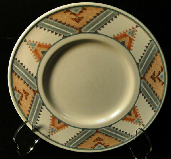 Mikasa Santa FE Saucer CAC24 Intaglio Southwest | DR Vintage Dinnerware and Replacements