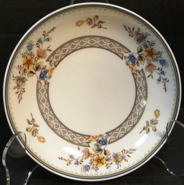 """Mikasa Chippendale Berry Bowl 5 5/8"""" A1-190 Fruit Dessert Japan 