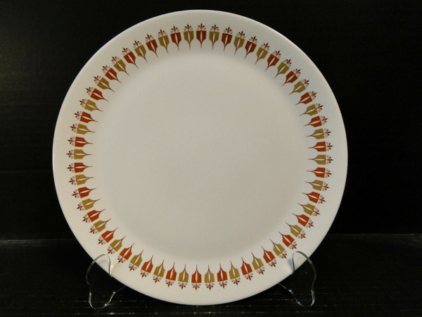 """Syracuse Captain's Table Lunch Plate 9 1/2"""" Restaurant Ware 