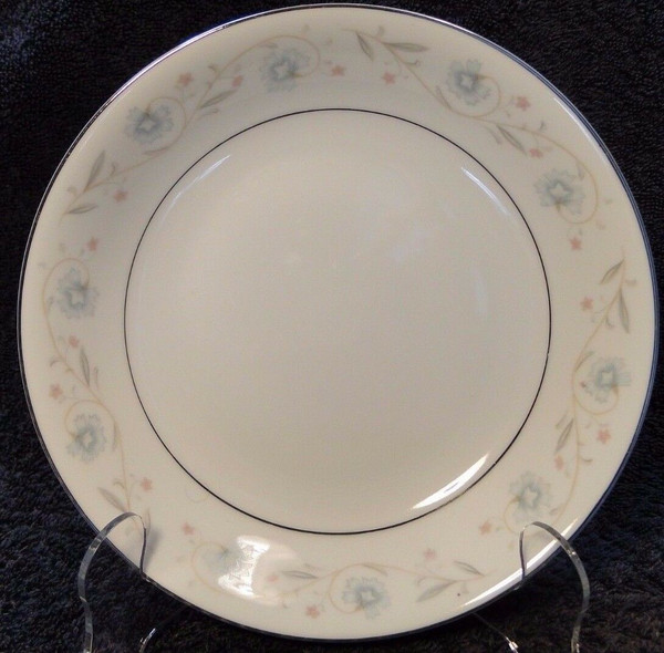 "Fine China of Japan English Garden Soup Bowl Coupe 7 1/2"" 1221 