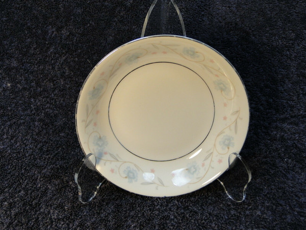 """Fine China of Japan English Garden Berry Fruit Dessert  Bowl 5 1/2"""" 