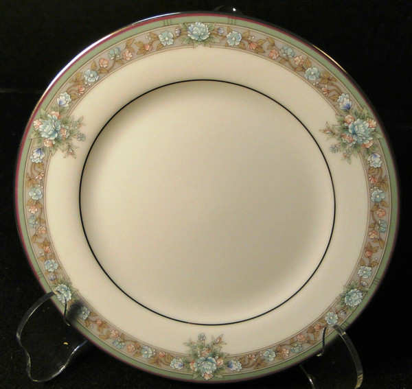 """Noritake Lunceford Dinner Plate 3884 10 1/2"""" Legendary 