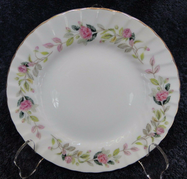 Creative Regency Rose Bread Plate 2345 | DR Vintage Dinnerware and Replacements