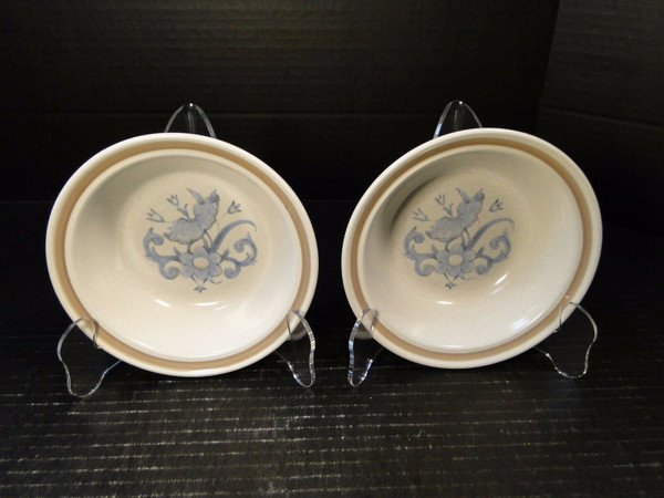 """Royal Doulton Inspiration Berry Bowls 5 7/8"""" LS1016 Set of 2 