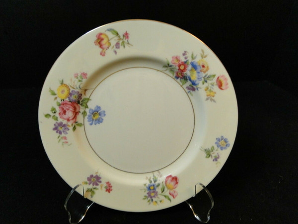 """Theodore Haviland NY Pasadena Salad Plate 7 5/8"""" 