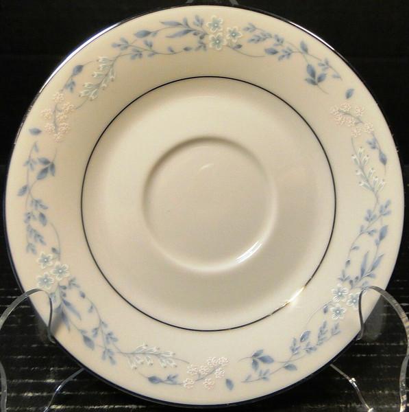 Noritake Carolyn Saucer 2693 | DR Vintage Dinnerware Replacements