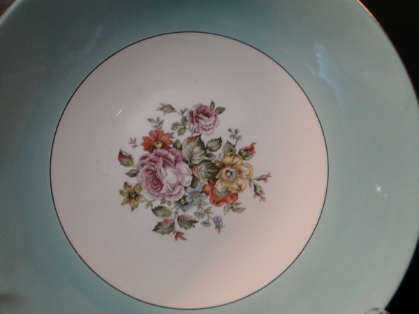 """Cunningham & Pickett Danube Berry Bowl 5 1/2"""" Alliance   DR Vintage Dinnerware and Replacements"""