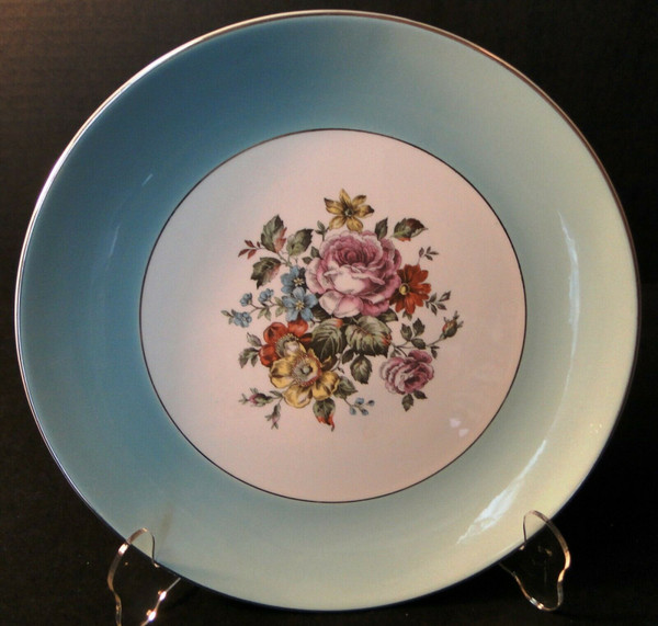 """Cunningham & Pickett Danube Dinner Plate 10 1/4"""" Alliance 