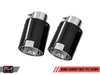 AWE SwitchPath™ Exhaust for Porsche 718 (14-19) Boxster / Cayman (PSE Only) - Carbon Fiber Tips