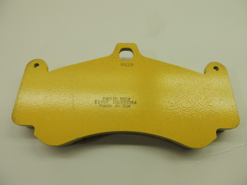 Porsche (997) Yellow Caliper Front Brake Pads RSL 29