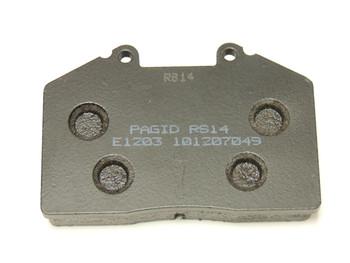 Pagid 1203 RS 14 Black