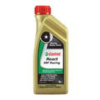 Castrol SRF Racing Brake Fluid, the racing fluid used by our professional team here at TRG.