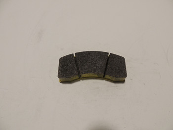 PAGID RS RACING BRAKE PADS YELLOW E-1674-29