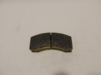 PAGID RS RACING BRAKE PADS YELLOW PAG-1674-19