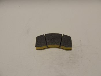 PAGID RS RACING BRAKE PADS YELLOW-S1674L01001