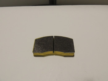 PAGID RACE DISC BRAKE PADS YELLOW-E-1908-19