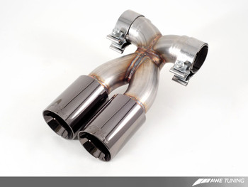 AWE Performance Muffler for Porsche 987 (05-12) Cayman/S, Boxster/S