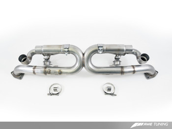 AWE SwitchPath™ Exhaust for Porsche 991 (12-16) - Non-PSE cars - No Tips