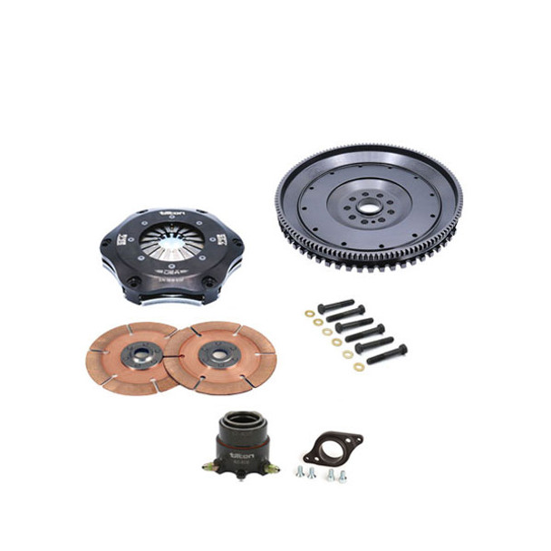 "Tilton Metallic 5.5 "" Clutch for Porsche 996 or 997 (3PL)"