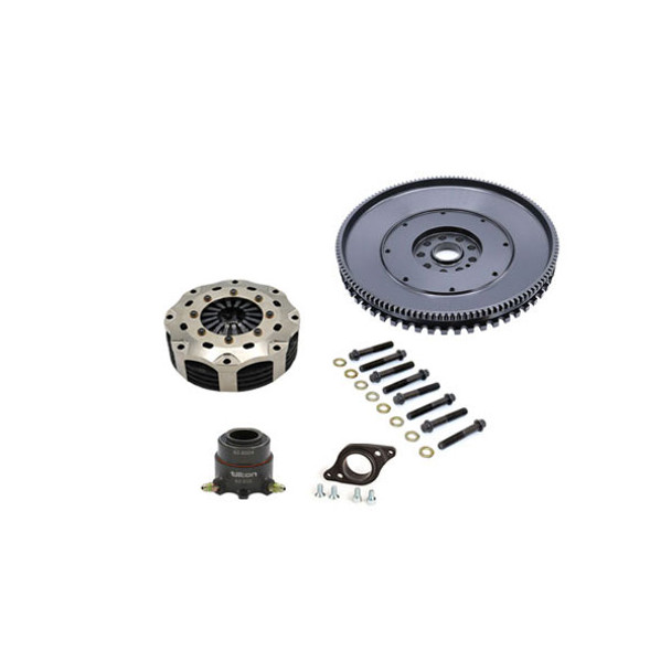 "Tilton Carbon 5.5"" Clutch for Porsche 996 or 997 (3PL)"