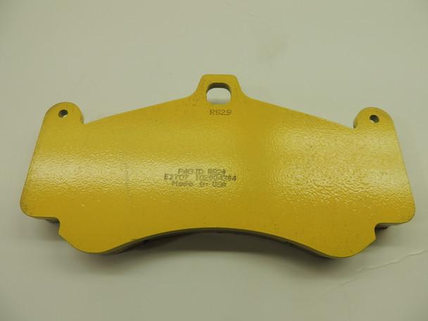 Porsche (997) Yellow Caliper Front Brake Pads RSL 29