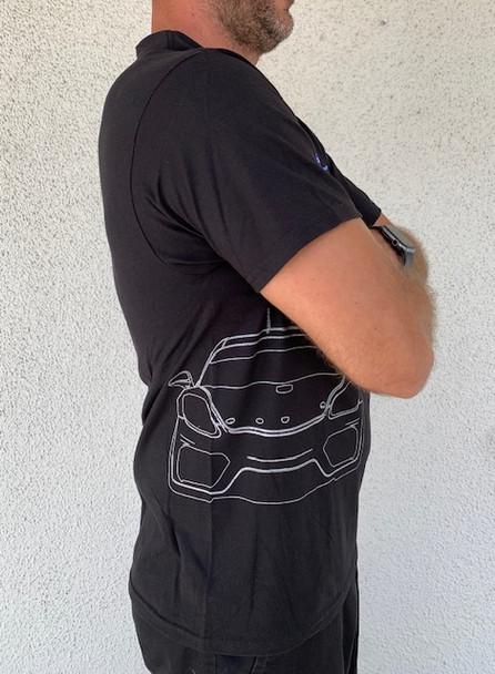 Porsche Cayman GT4 Men's T-Shirt Small