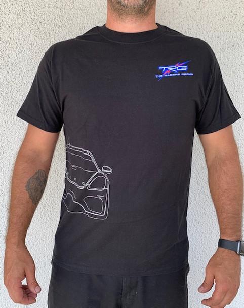 Porsche Cayman GT4 Men's T-Shirt XL