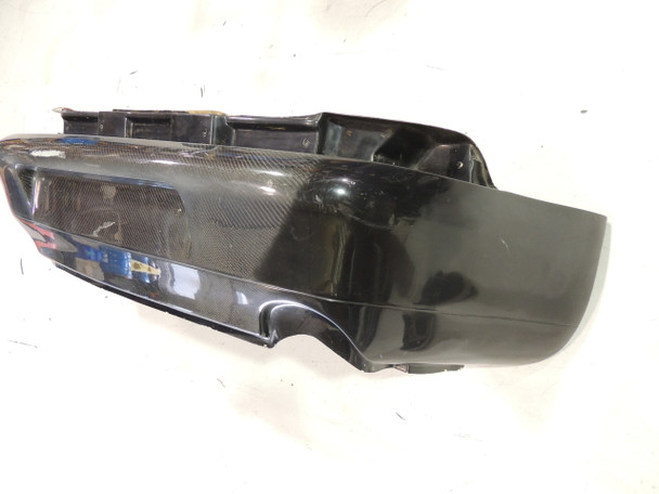 Carbon Fiber Rear Bumper