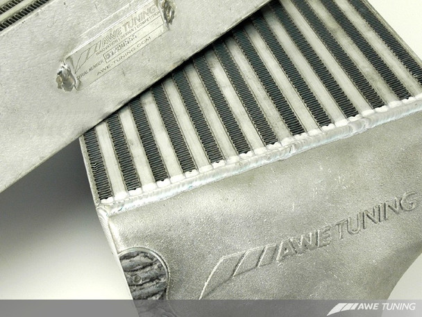 AWE Performance Intercoolers for Porsche 996 (01-05) Turbo