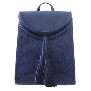 SOPHIA. SUEDE BACKPACK