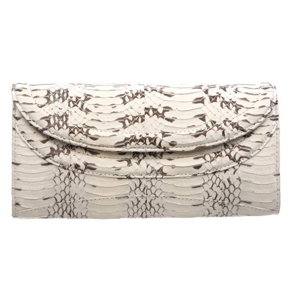AUDREY. WATERSNAKE CLUTCH