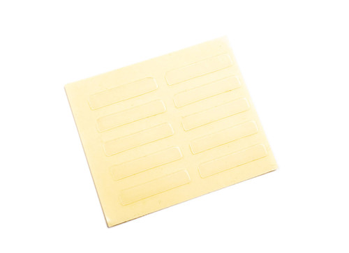 GL Tapes Safetyband sheets - 10 sheets