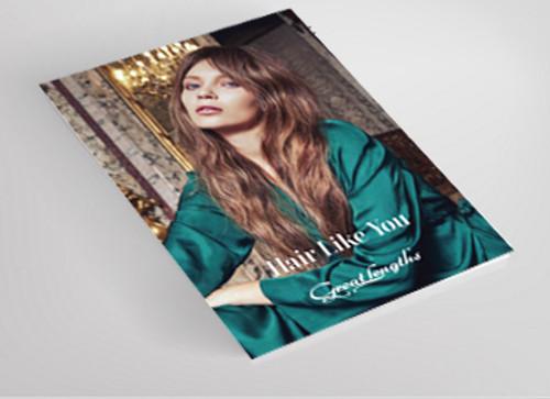 A5 beautiful Consumer Brochure