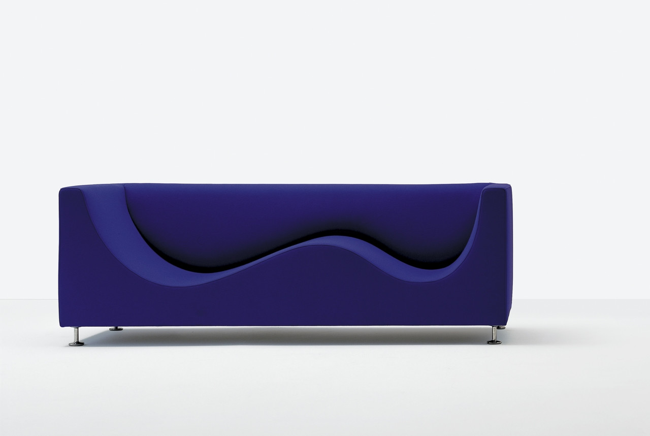 Cappellini three sofa de luxe on bureau of merchants