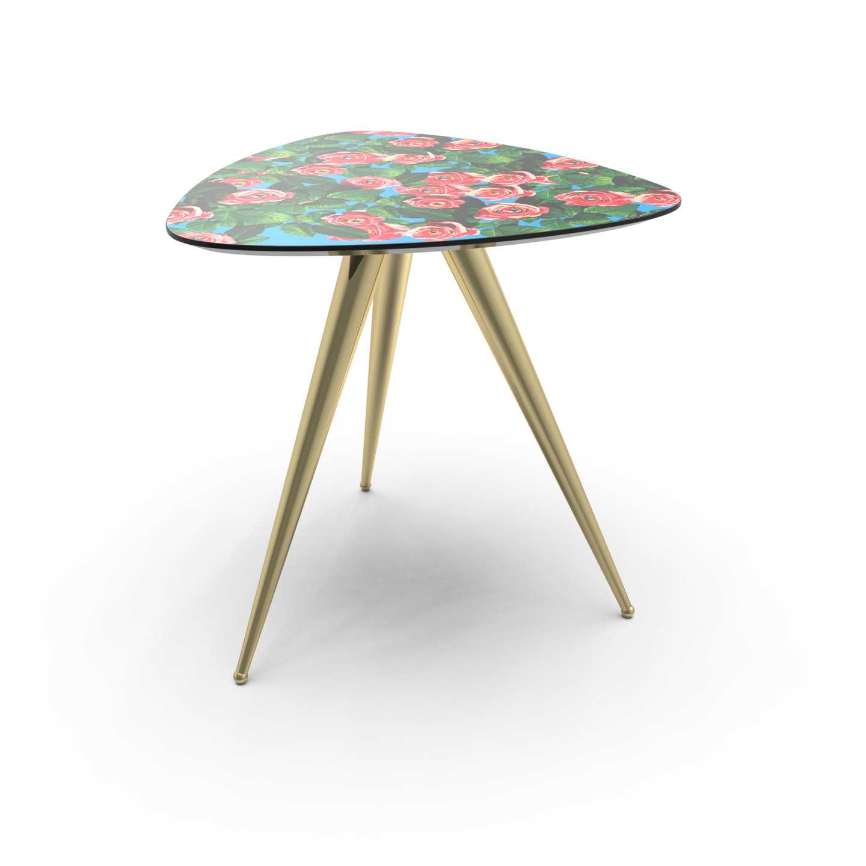 Side Table Bureau.Roses Side Table