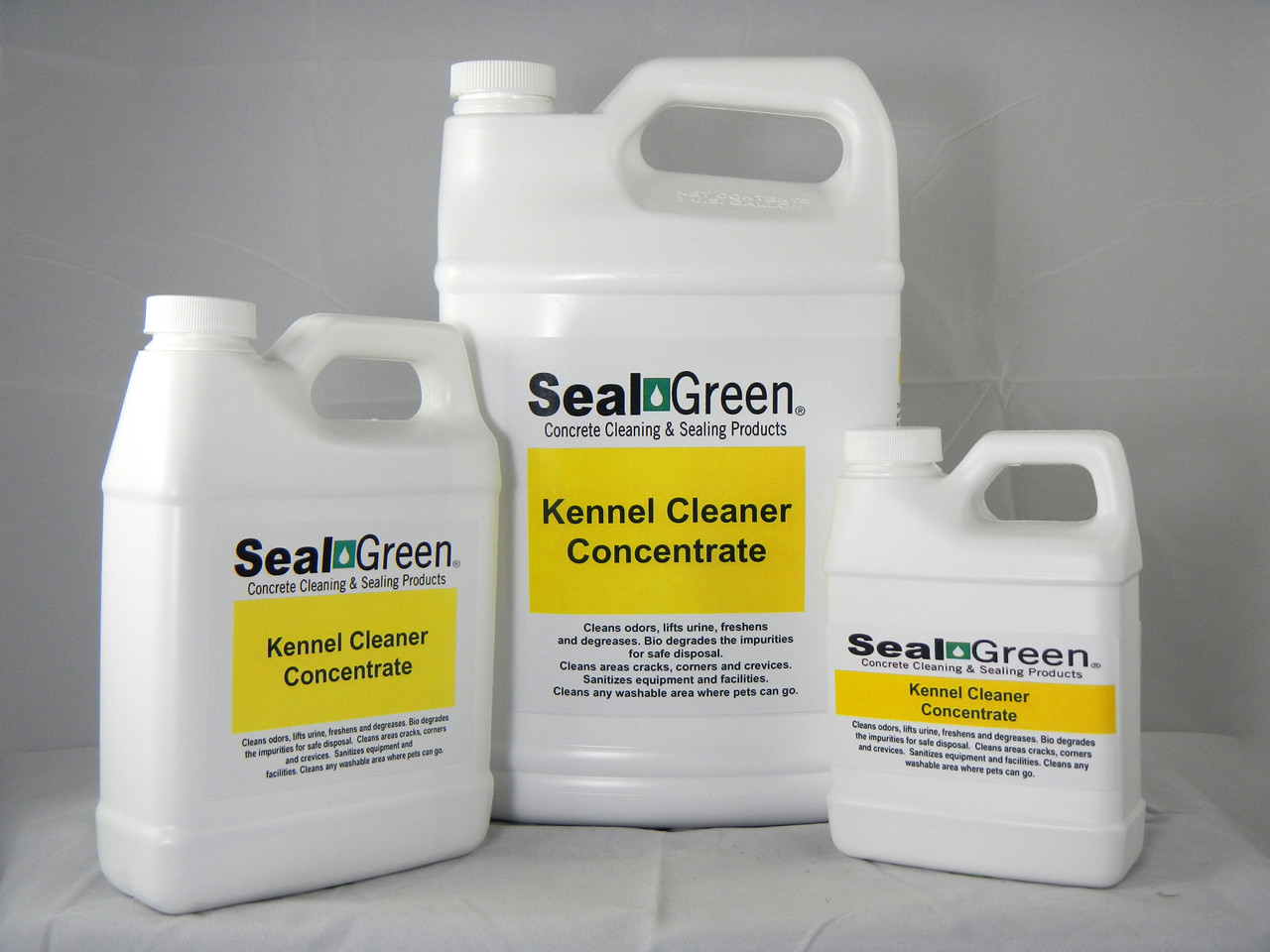 SealGreen Kennel Cleaner