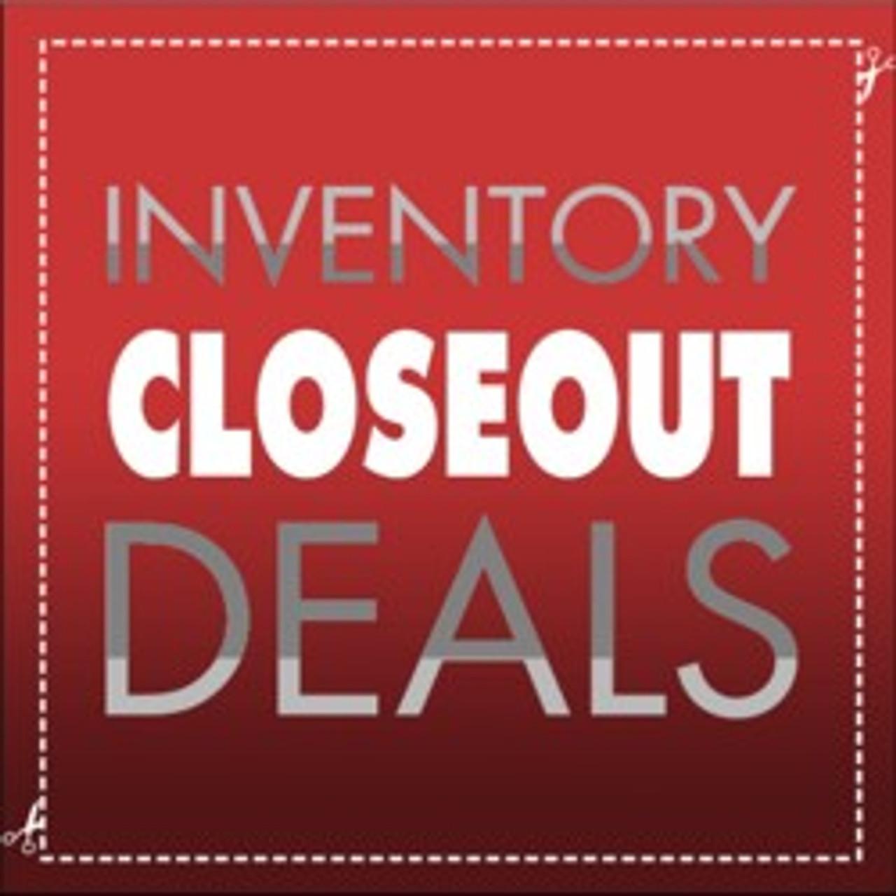 SealGreen Inventory Closeout Deals