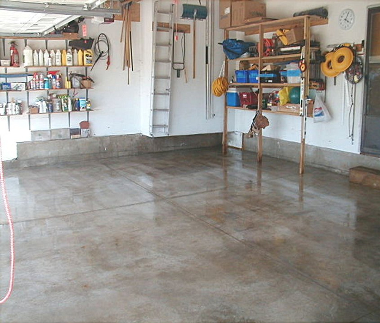 SealGreen E10 Epoxy Sealer is a one part epoxy no mixing is required