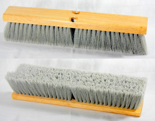16-Inch Gray Out Applicator Brush