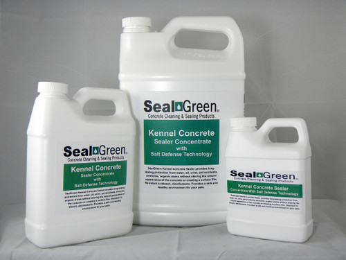 SealGreen Kennel Sealer