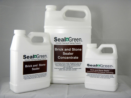 SealGreen Brick and Natural Stone Sealer